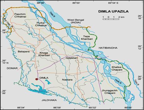 Dimla, Nilphamari